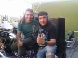 MARCOS ELVIS & EZEQUIEL (BATERISTA)